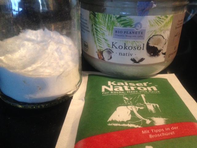 Kokosöl-Deocreme selber machen