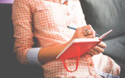 Tag des Tagebuchs – Schreibe jeden Abend 3 Herzensdinge auf